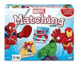 Marvel Matching Game, Blue (Limited edition)