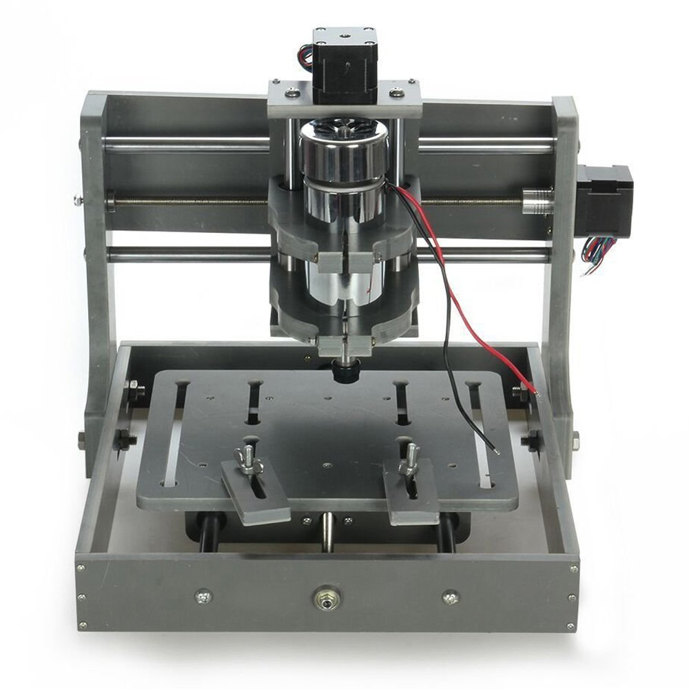 Diy Cnc Router Kit 24x17cm Mini Milling Machine Usb Desktop