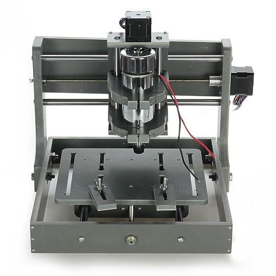 diy cnc router. konmison diy cnc router kits wood carving milling engraving machine 7x7 (3 axis, 300w diy cnc