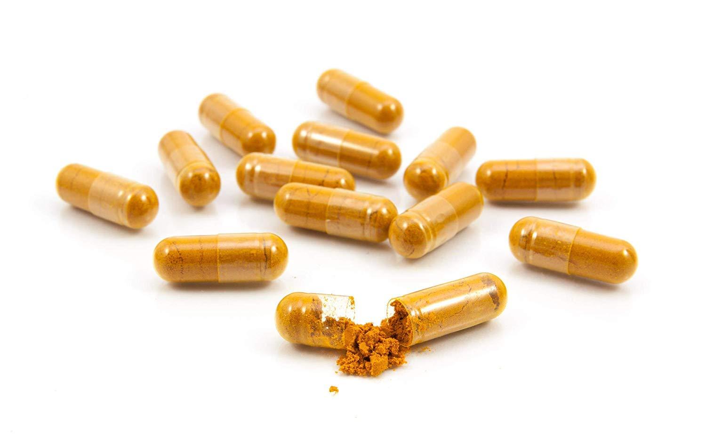 Nuvothera Super Micronized Turmeric Curcumin Supplement 60 Capsules 500 mg Maximum Potency Whole Turmeric Root and Full Strength Curcumin-Natural Anti-Inflammatory, 1 Month Supply