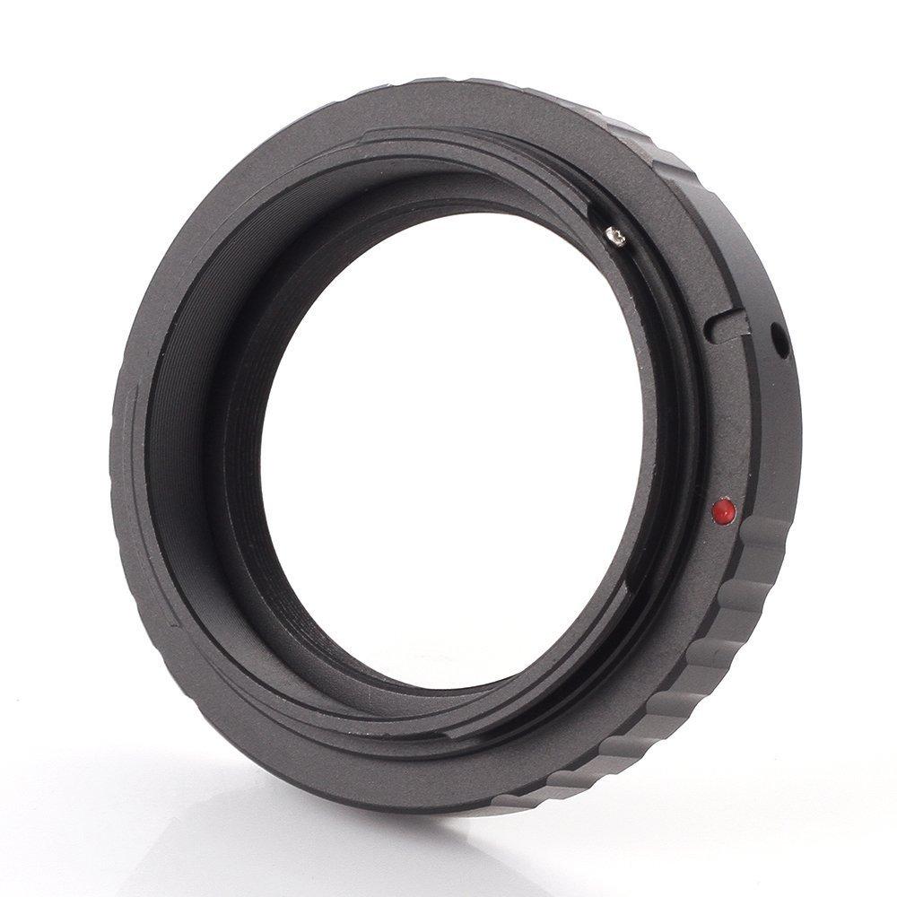 750D 700D 5D R 5D 760D 1D C 4000D fotocamera Dslr 1300D 60D 70D 80D 6D 800D 7D Mark II // III // IV 77D FOTGA Anello Adattatore per attacco obiettivo per T2 Montare lente per Canon EOS EF EF-S Mount 1D X
