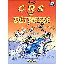 Les Indispensables BD : CRS = Détresse, tome 1 : CRS = Détresse (4,55 euro au lieu de 7,98 euro)