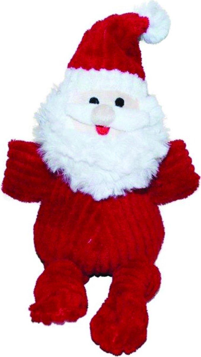 Patchwork Pet Holiday Corduroy Plush Dog Toy
