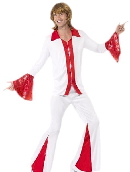 erdbeerloft - Hombre Completo Disfraz Discoteca Outfit, de los ...