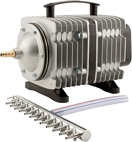 metal not plastic Eco Air Meter Main Valve End