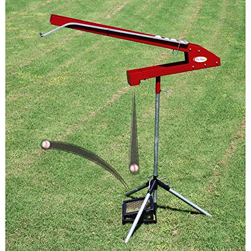 Muhl Sports Tru-Toss Soft Toss Machine by Muhl Sports