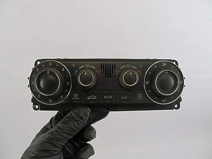 Amazon com: Hiscarpart #3753I W203 C230 OEM Dash Temp AC