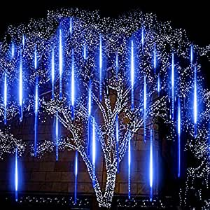 Amazon Com Blue Meteor Lights Eagwell Upgrade 20 Inches