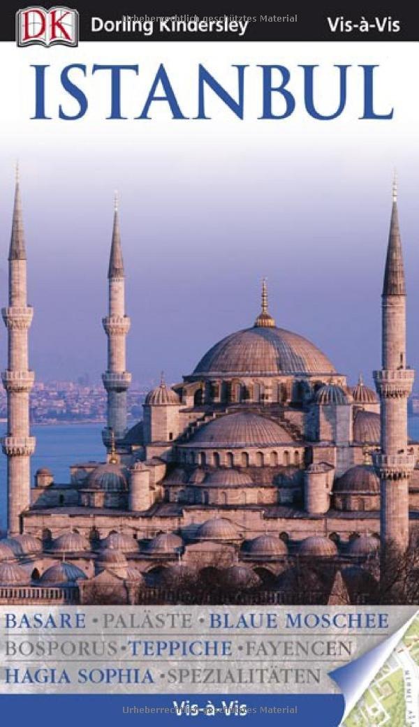 Vis a Vis Reiseführer Istanbul mir Extra-Karte (Vis à Vis)
