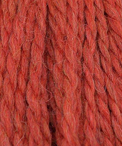 (Grande 100% Baby Alpaca Yarn - #1496 Paprika)
