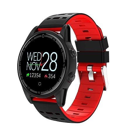 Amazon.com: Reloj inteligente RYRYBH R13 con monitor de ...