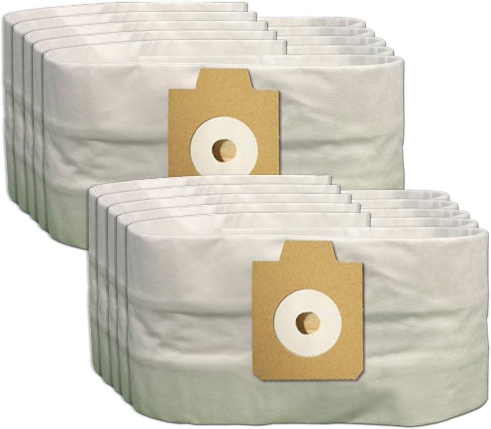 Top Set – 10 bolsas de mikrovlies Bolsa para el polvo//bolsas de aspiradora para Lux 140701508, DP 9000, DP9000, Power prof Classic: Amazon.es: Hogar