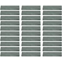 30Pc Super Strong Rectangle Bar Magnets Flat Magnetic Rare-Earth Home Office