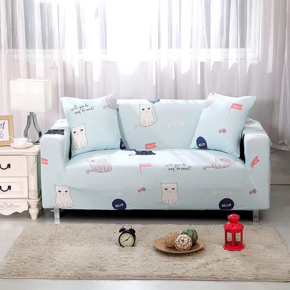 NGMZ Moda Funda Protectora de sofá para Gato Lindo para Sala ...