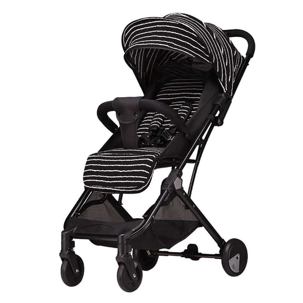 HAIZHEN マウンテンバイク プッシュチェアベビーカートの小さな折り畳み式の持ち運びに便利な6種類のカラー 新生児 B07C89446P D D