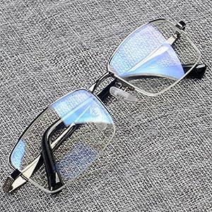 Anti Blue Ray Eyeglasses Computer Reading Glasses Eye Strain Protection