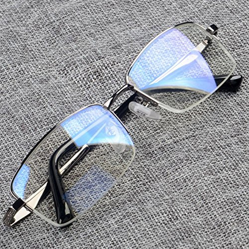 Anti Blue Ray Eyeglasses Computer Reading Glasses Eye Strain Protection - 130 Mm Eyeglasses