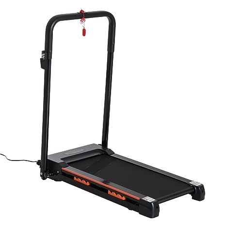 Homcom 31- Cinta con ruedas eléctrica de marcha 370 W plegable con ...