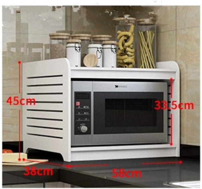 Estantes para cocina, estante de cocina multifunción, estante de ...