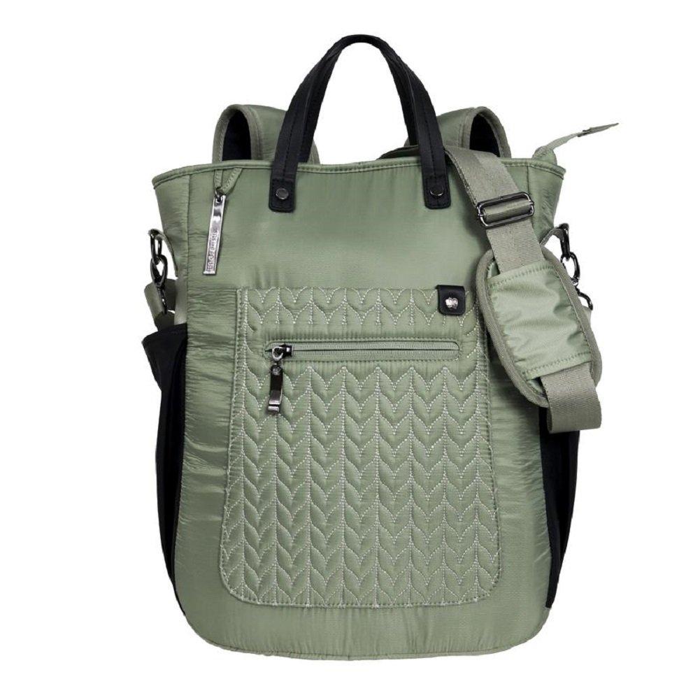 Sherpani Women's 18-Solei-01-06-0 Travel Cross-Body Bag, Willow, One Size
