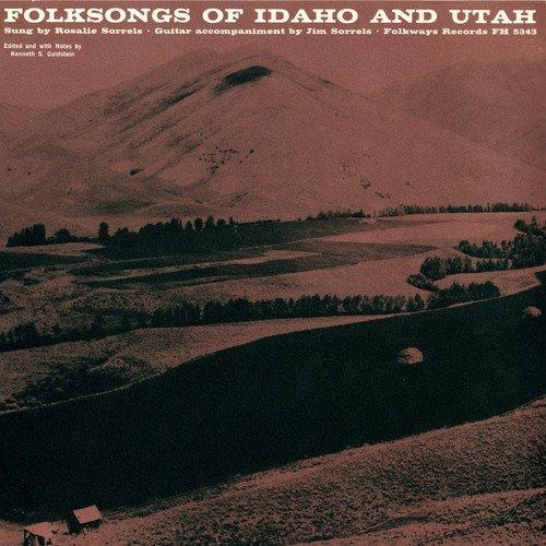 Folk Songs of Idaho and Utah
