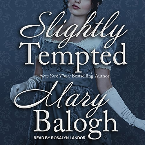 Slightly Tempted: Bedwyn Saga Series, Book 4