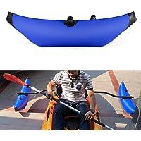 Lixada Kayak PVC Inflable Outrigger Kayak Canoa Barco