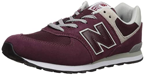512 Amazon it E Balance Scarpe Gc574 New Burgundy Gb Borse wXYAW0q