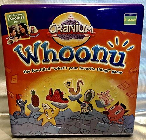 Cranium Whoonu Deluxe Tin (Whoonu Tin Edition)