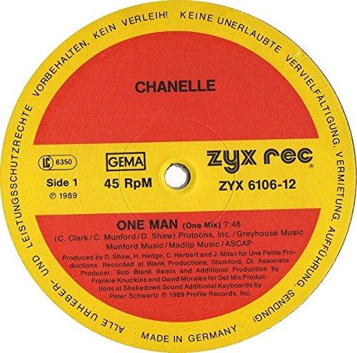 One man-Remix (#zyx6106r) / Vinyl Maxi Single [Vinyl 12'']