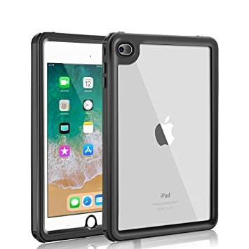 iThrough iPad Mini 4 Funda Resistente al Agua: Amazon.es ...