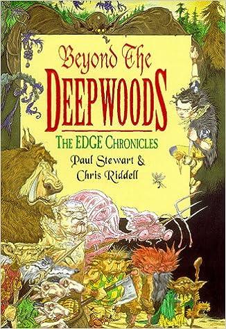 Ebook for dot net ilmaiseksi Beyond The Deepwoods - Edge Chronicles #1 0385409672 DJVU