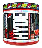 Pro Supps Mr. Hyde Intense Energy Pre-Workout Powder (Watermelon Flavor), 30 True Servings, Ridiculous Focus, Massive Energy, Insane Muscle Pumps