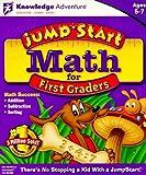 JumpStart Math for First Graders: more info