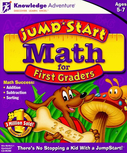 Jump Start Math High Quality Clip Art Vector