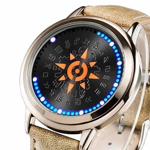 Digimon Watch Deluxe LED Screen Fashion Cosplay Costume Accessory Prop E]()