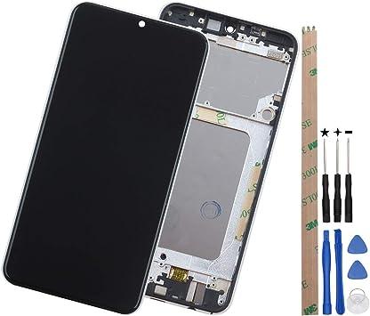 For Umidigi A5 Pro Black Framed Assembly Mobile Phone LCD Screen ...