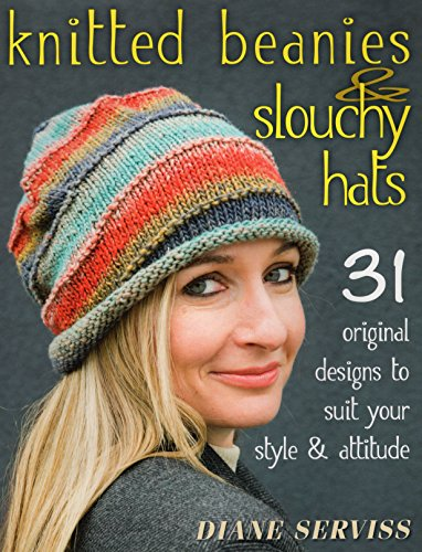 Stackpole Books Knitted Beanies and Slouchy (Beanie Hat Patterns)
