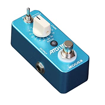 Mooer Pitch Box – Pitch Pedal para guitarra eléctrica