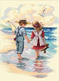 Dimensions Needlecrafts Counted Cross Stitch, Holding Hands