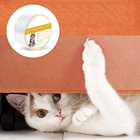 Maran Cinta de Entrenamiento para Gatos Anti arañazos, Ayuda ...