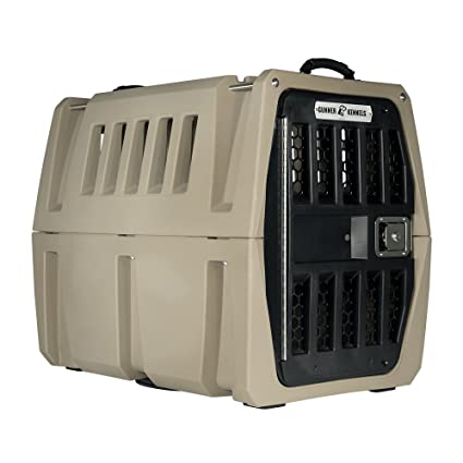 amazon com gunner kennels g1 intermediate dog crate pet supplies