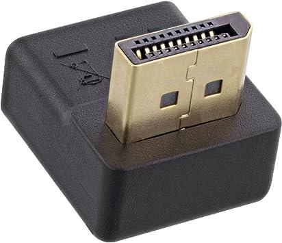 Inline Displayport Adapter Displayport Stecker Elektronik
