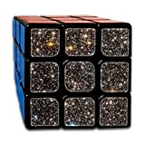 AVABAODAN Blink Star Rubik's Cube Original 3x3x3 Magic Square Puzzles Game Portable Toys-Anti Stress For Anti-anxiety Adults Kids