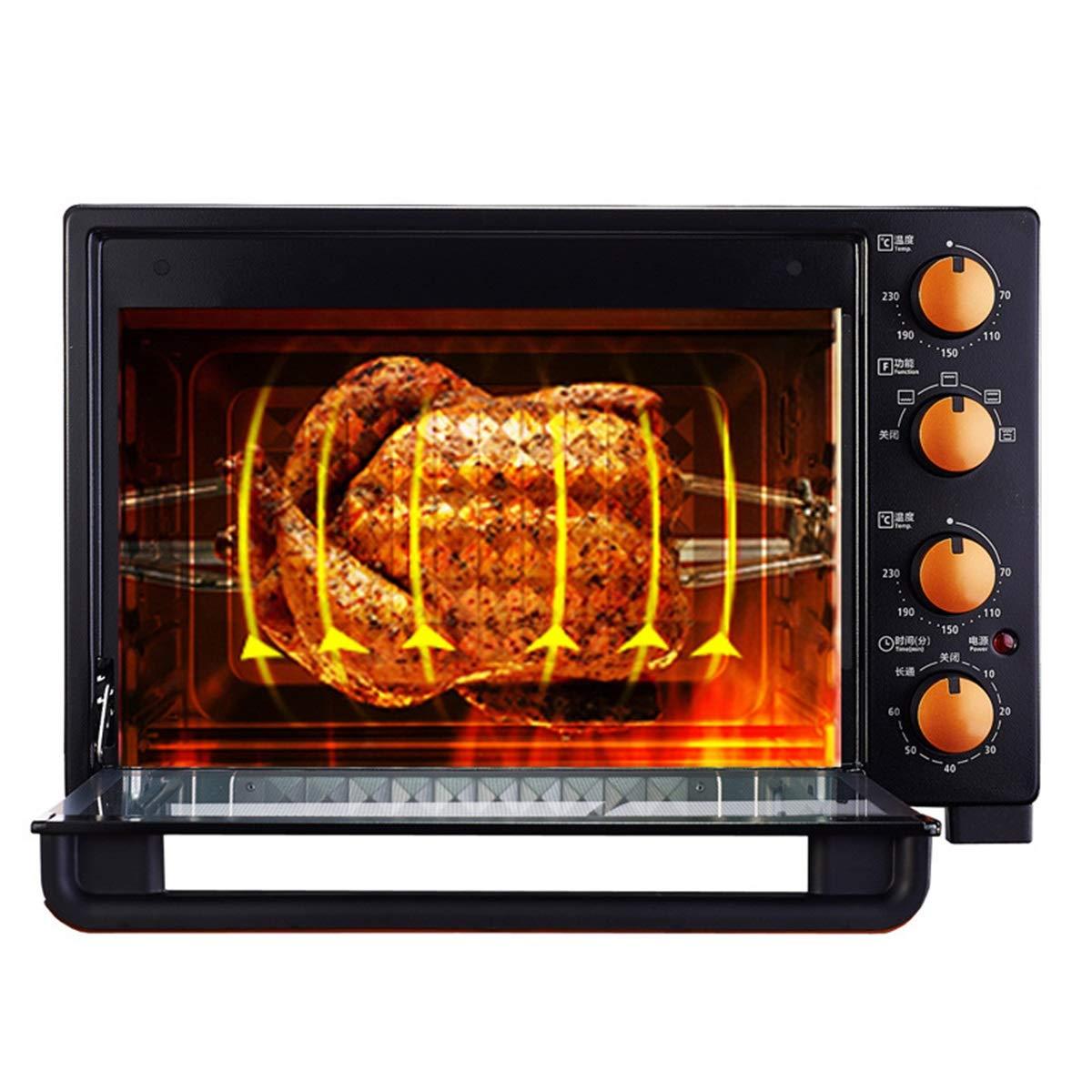 ホームマルチファンクションオーブン独立温度調節ローストオーブン32 -46 - THOR-YAN  オーブン  ミニオーブン Lミニオーブン B07Q3NCSSZ