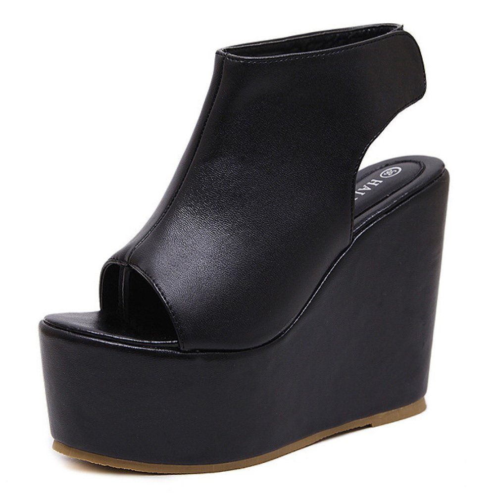 High Heels Extreme Platform Sexy Blockabsatz Sandalen Für Frauen Kleid Party Schuhe Damen Elegante Peep Toe Pumps