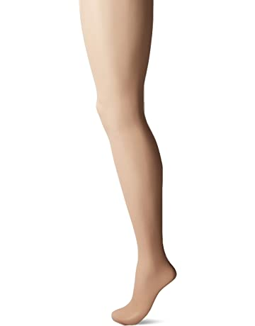 09144a242a HUE Women's So Sexy Toeless Sheer with Lace Control Top Hosiery, 3 Pack  Sockshosiery,