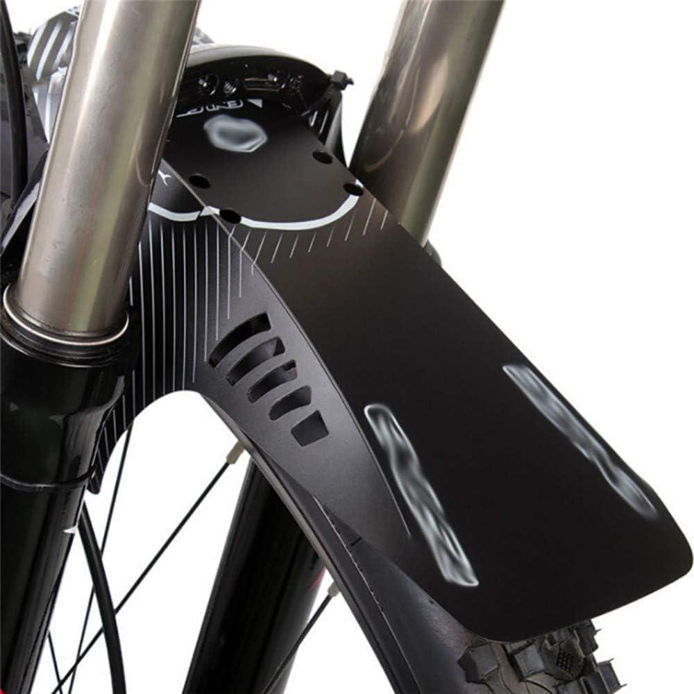 Parafango Mini Portatile Universale da Bici da Strada Adatto per Esterni Parafango da Sella Antipioggia per Mountain Bike da Discesa parafango Bici HHHKKK Parafango MTB