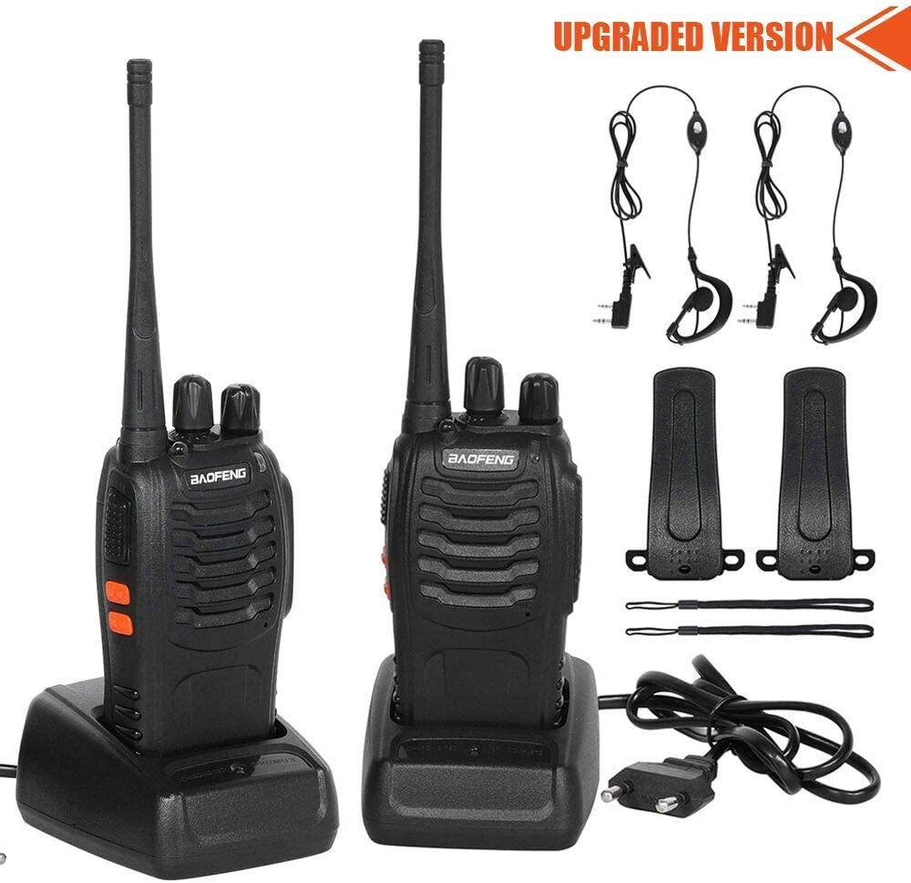 CACAGOO Walkie Talkie Recargable