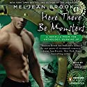 Here There Be Monsters Audiobook by Meljean Brook Narrated by Faye Adele
